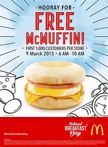 McDonald's shares the goodness of a breakfast through the ...
