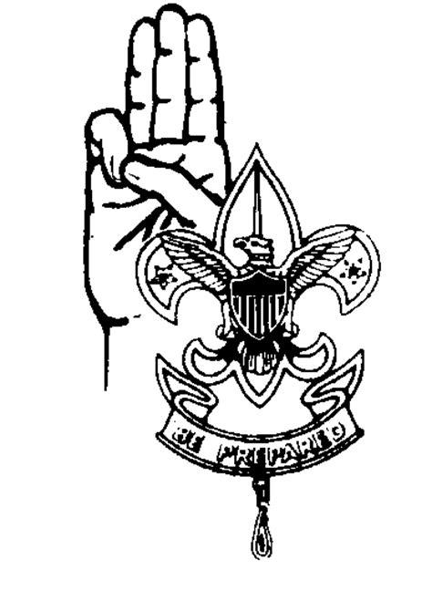 Eagle Boy Scout Emblem Clipart - Clipart Suggest