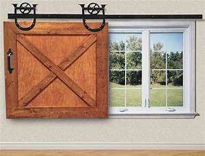 barn door window covering diy barn door and hardware 25 With barn door window blinds
