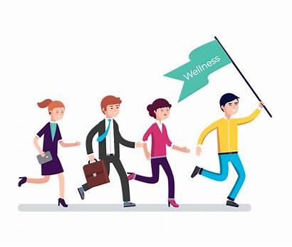 Wellness Campaigns Employee Team Health Ways Workplace