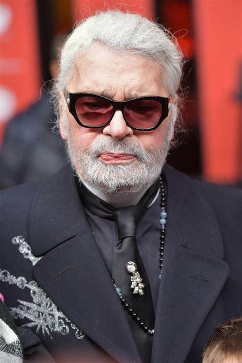 Karl Lagerfeld starb im Februar 2019 an Prostatakrebs ...
