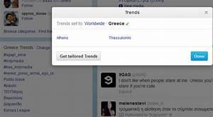 Το Twitter επεκτείνει τα Trends σε 160 ακόμη περιοχές ...
