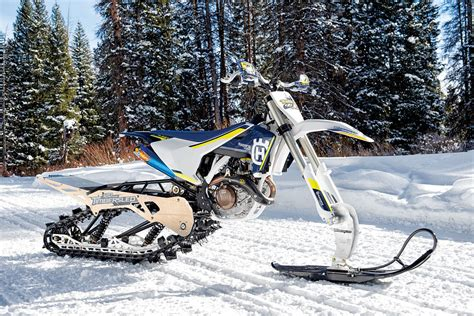motocross snow bike image gallery snow bike