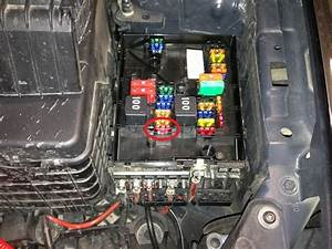 Engine Bay Fuse Box - Ignition Power Source
