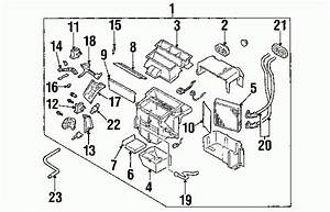 2005 Nissan Altima Parts Diagram