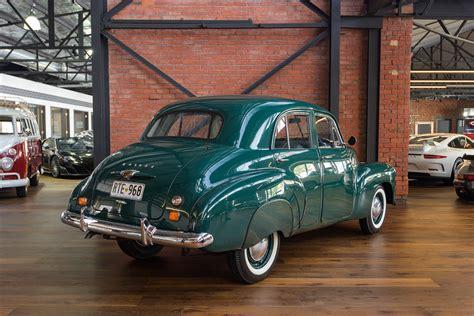 1951 Holden FX 48-215 Sedan - Richmonds - Classic and ...