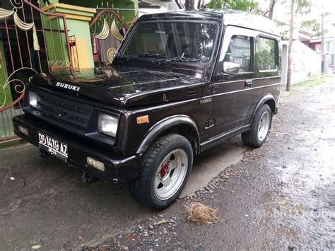 jual mobil suzuki katana 1992 1 0 di sulawesi selatan