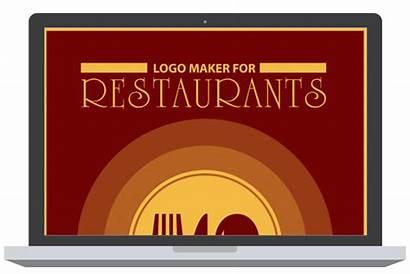 Restaurant Maker Fire Brand Logos Dm Discover