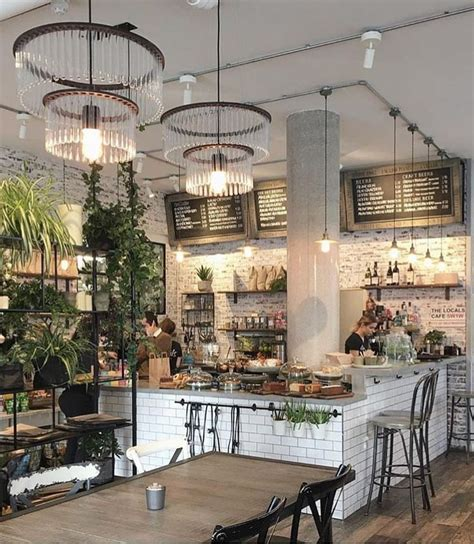 pretty interiors of thelocals cafe photo by ana balic
