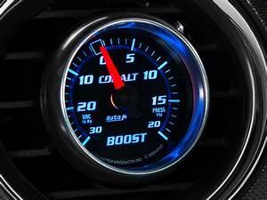 Auto Meter Mustang Cobalt 20 Psi Boost  Vac Gauge