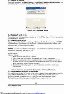 Atid At570 Industrial Pda User Manual At 570 English Rev1 1