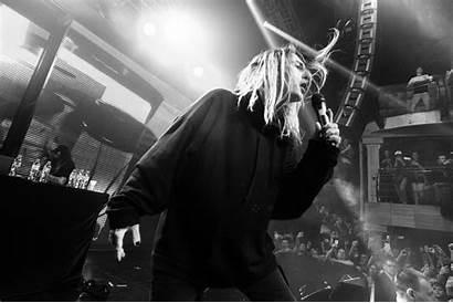 Ghostemane Ghost Concert Bones Lust Underground