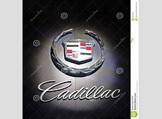 Cadillac logo editorial photo Image of motorshow, luxury