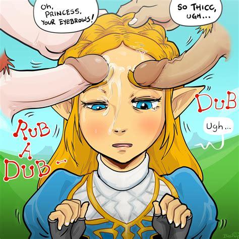 Read The Legend Of Zelda Breath Of The Wild Princess