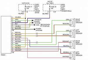 Wiring Diagram For 91 Subaru Radio  Model  86201ac070