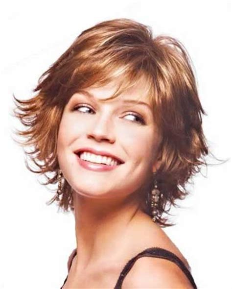 Short Hairstyles: Hairstyles for Short Layered Hair With