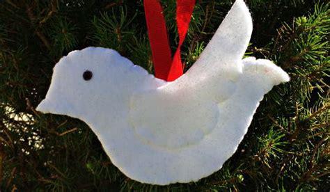 lovely dove diy ornament favecraftscom