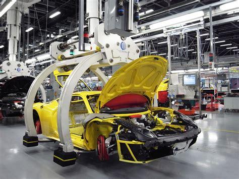 ferrari factory ferrari factory tour assembly line heavensgraphix