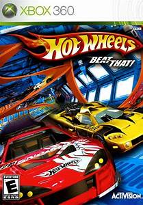 Hot Wheels Beat That Xbox 360 Game