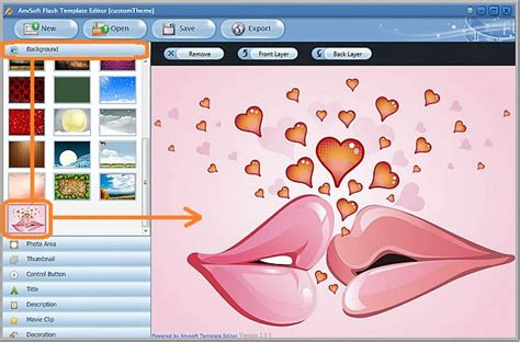 How To Make Your Own Background How To Create Background Theme Background Slideshow