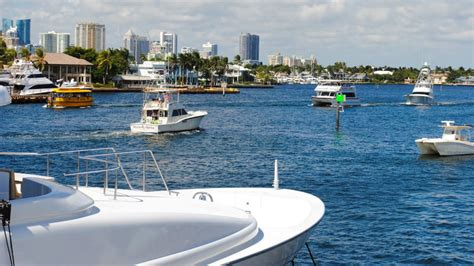 Florida Boat Show November 2018 by 5 Best Boating Destinations In The U S For Summer 2018