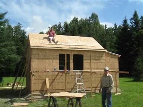 cabin building building the cabin