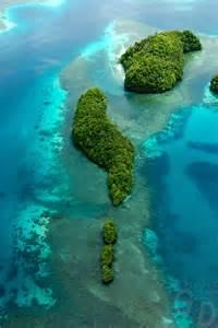 Rock Island's Palau Micronesia