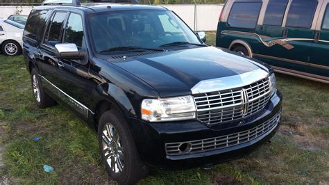 2007 Lincoln Navigator Overview Cargurus