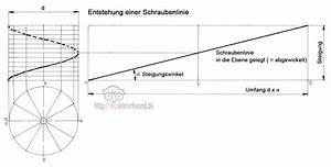 Steigungen Berechnen : gewinde gewindeschneiden tec lehrerfreund ~ Themetempest.com Abrechnung