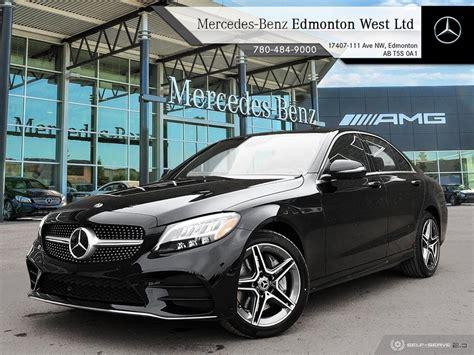 Explore the c 300 4matic sedan, including specifications, key features, packages and more. New 2020 Mercedes Benz C-Class C 300 4MATIC Sedan Sedan in Edmonton, Alberta