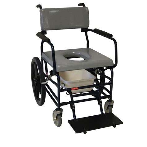 activeaid bariatric rehab shower commode chair activeaid