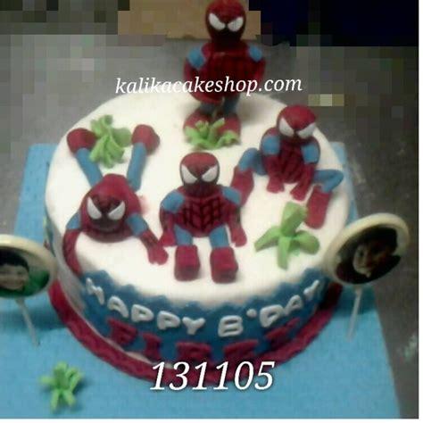 kue ulang  spiderman firzy kue ulang  bandung