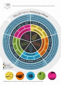 Tallis Pedagogy Wheel Guide