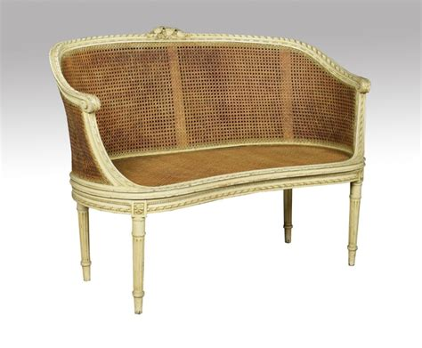 canapé style louis xvi louis xvi style canape settee 430947