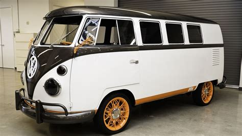 Vw's Type 20 Is An Electrified Dream Of Its Iconic