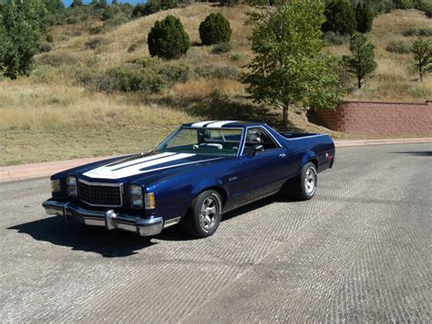 1979 ford ranchero gt muscle car 351 modified