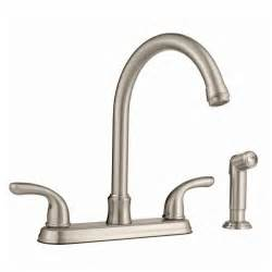 kitchen faucets with sprayer in glacier bay kitchen faucets pertaining to home