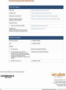 Hewlett Packard Enterprise Apin0228 Wireless Access Point