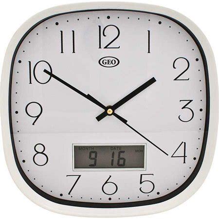 horloge murale affichage digital horloge murale affichage digital maison design deyhouse