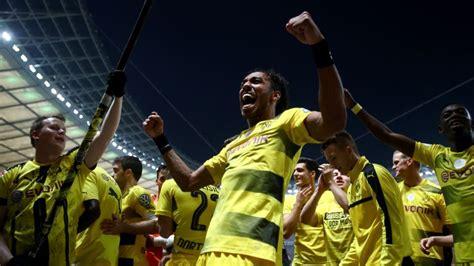 Pierre-Emerick Aubameyang set to stay at Borussia Dortmund ...