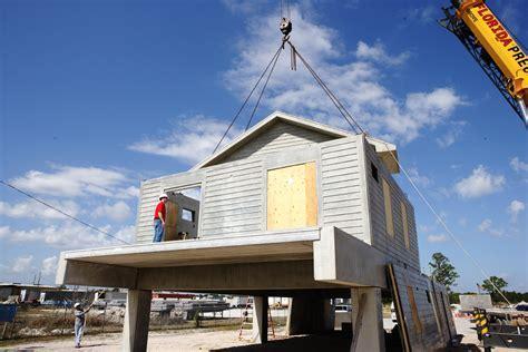 ForeverHome? Precast Concrete   Hurricane Resistant Home
