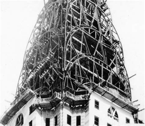 Walter Chrysler Ordered The Construction In Secret Of A