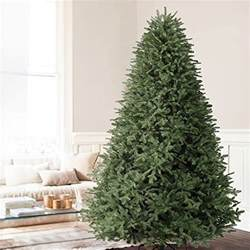 easy to set up and assemble artificial christmas trees that look amazingly realistic too