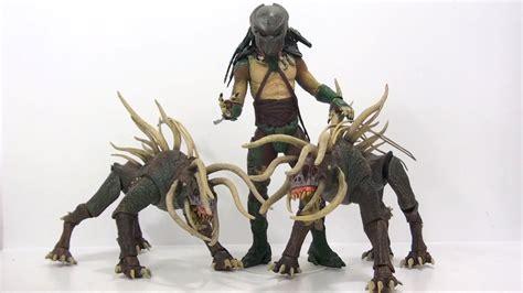 video review   neca predators series  predator