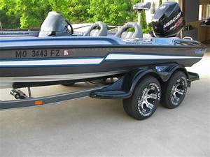 missouri 2014 cougar ftd mercury 250 pro xs only 10 hours With white letter trailer tires