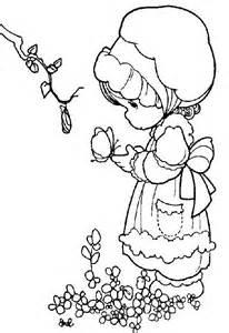 Desenhos Para Colorir De Meninas