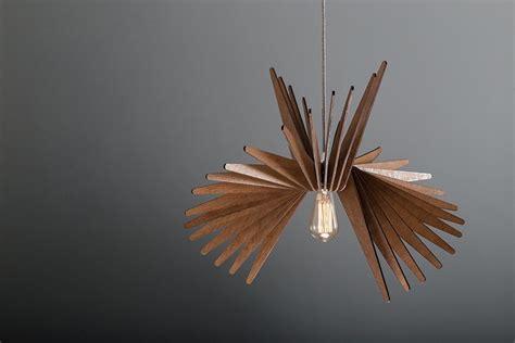 Cool Sculptural Wooden Hanging Lights- Suativitainha.info
