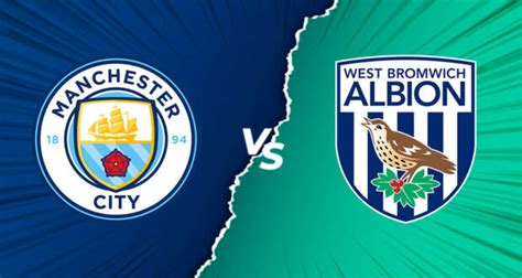 Manchester City vs West Bromwich EN VIVO ONLINE: Premier ...