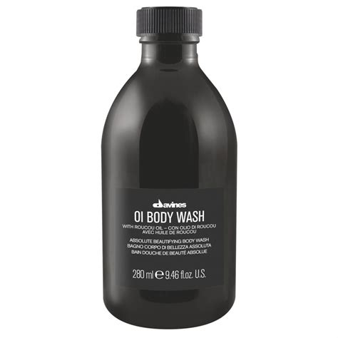 davines oi body wash ml