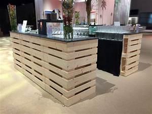 Bar Aus Paletten : paletten bar storage ecke buffets bars mobiliar profimiet shop k ln ~ Bigdaddyawards.com Haus und Dekorationen